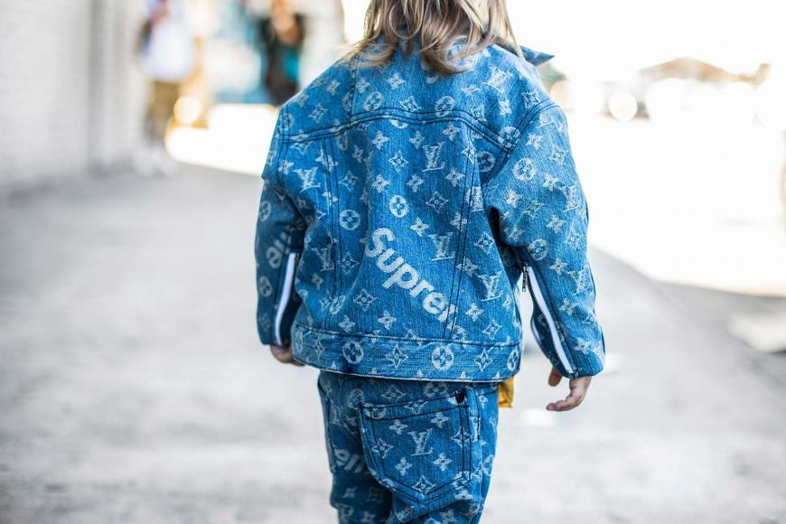 Louis Vuitton X Supreme For Kids This Diy Will Blow Your