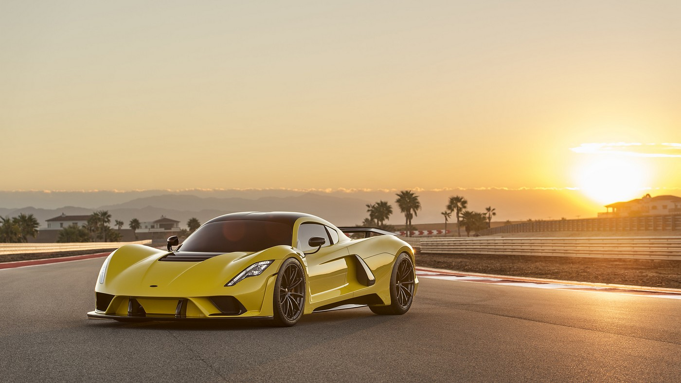 Hennessey debuts Venom F5 – a $1.6 million hypercar that's set to breach the 300mph barrier