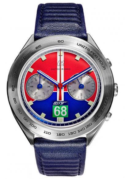 Autodromo X Ford GT watch (4)