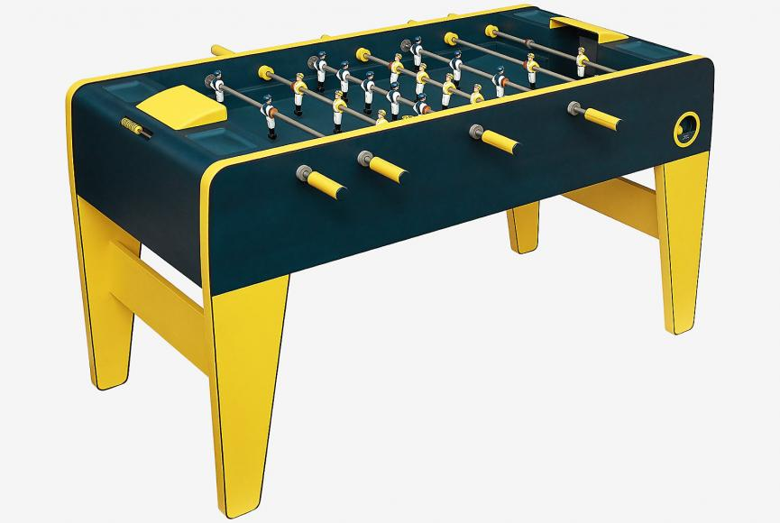 Hermes Foosball table (3)