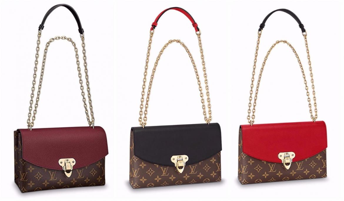 Louis Vuitton May Have Shelved Their Pallas Chain Bag But The Handbag Sleuths Over At Purseblog Discovered That It Was Only Because Company Has A New