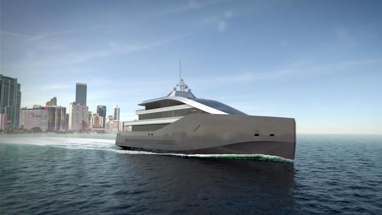 Rolls-Royce's new hybrid yacht concept brings never-seen-before smart features to luxury boats : Luxurylaunches