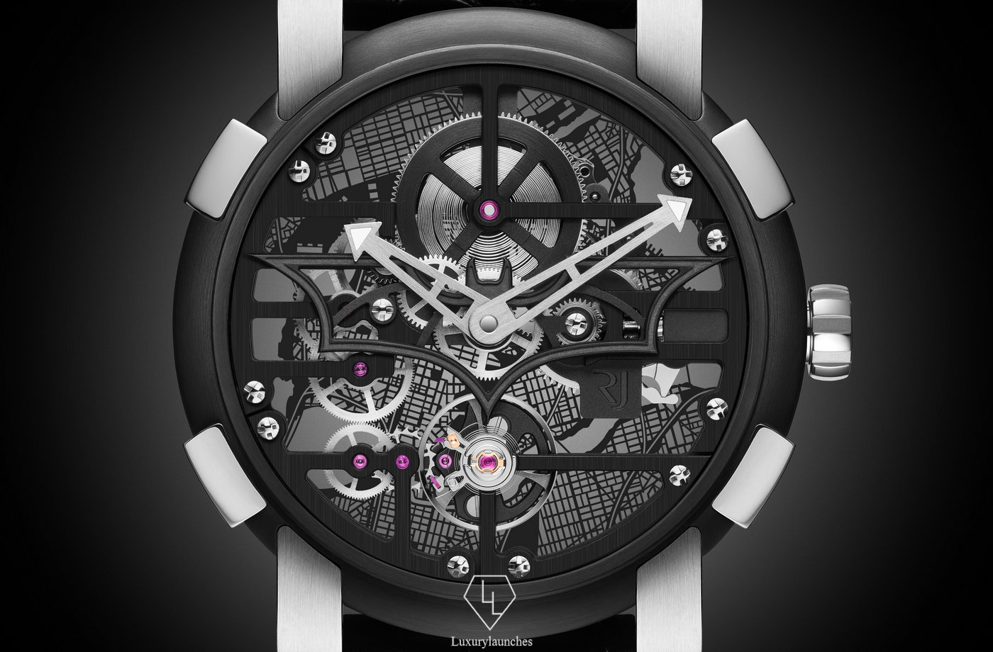 Romain Jerome Introduces Limited Edition Batman Watch With