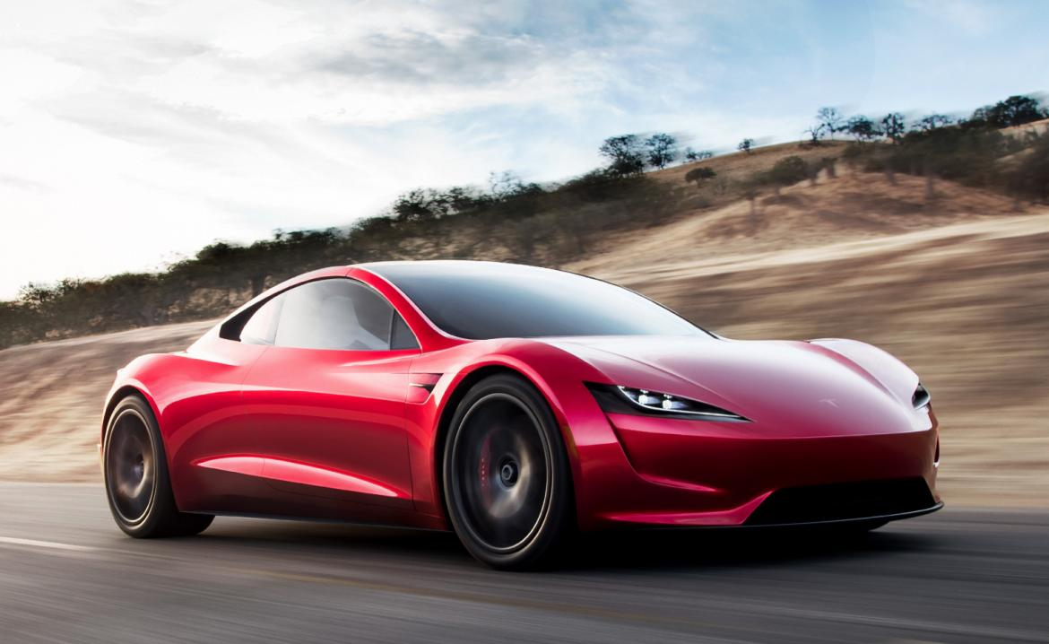 5 Things Worth Knowing About the Tesla Roadster -