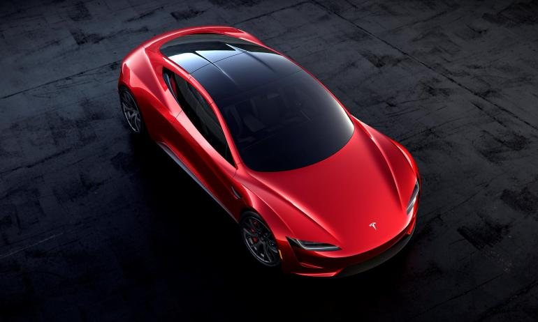 5 Things Worth Knowing About The Tesla Roadster