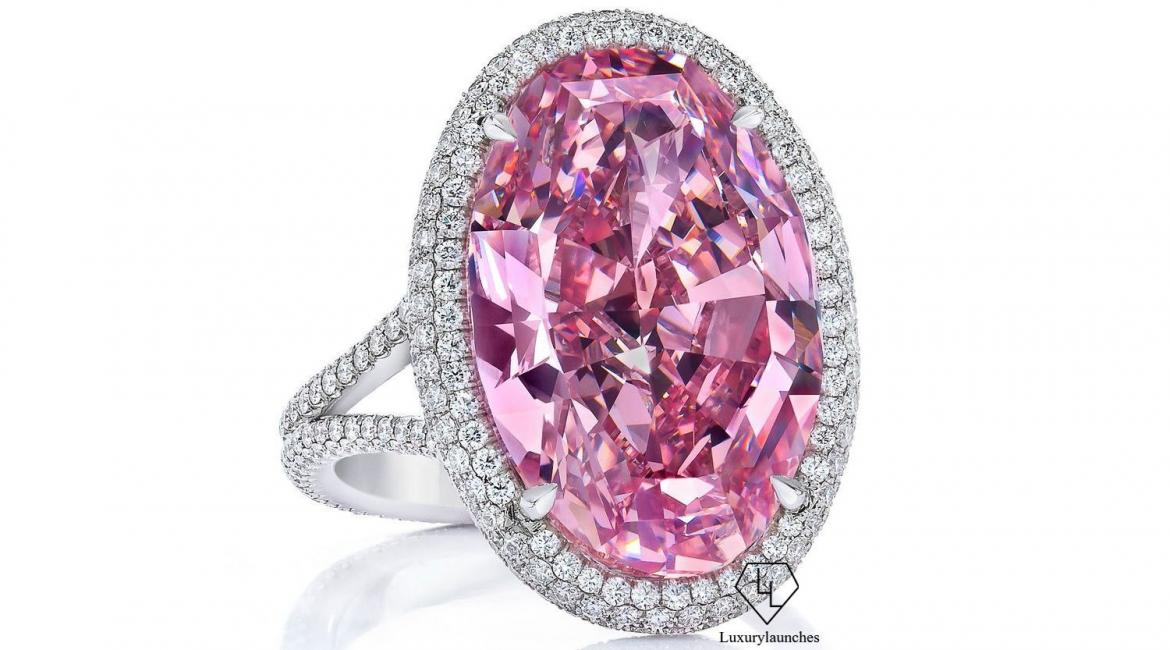 Check Out The The Pink Promise Diamond That Just Sold