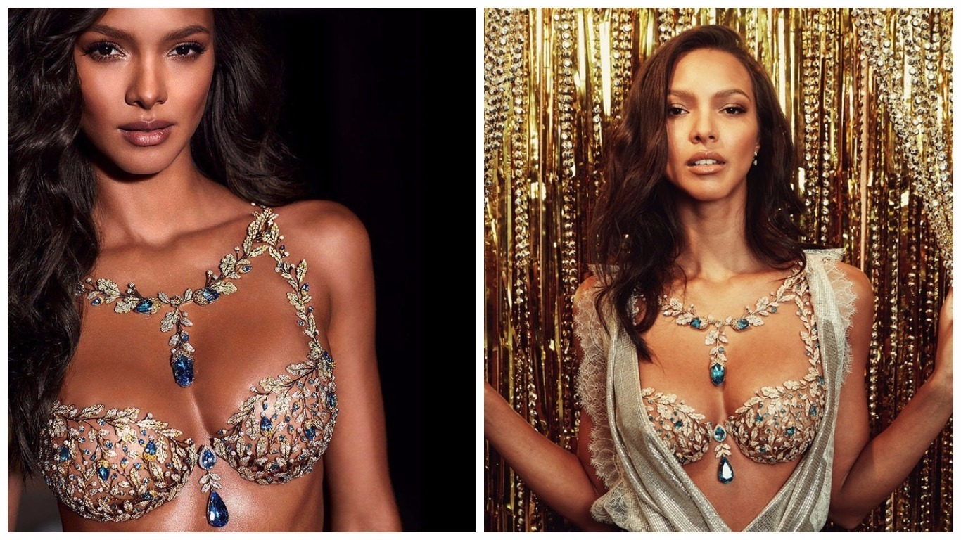 262174e572 First Look  Studded with 6000 precious stones this is the  2M Victoria s  Secret Fantasy Bra -