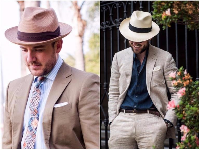 Pick a lighter color. In the summer you may be tempted to opt for a straw  or cotton hats 263751eafcf