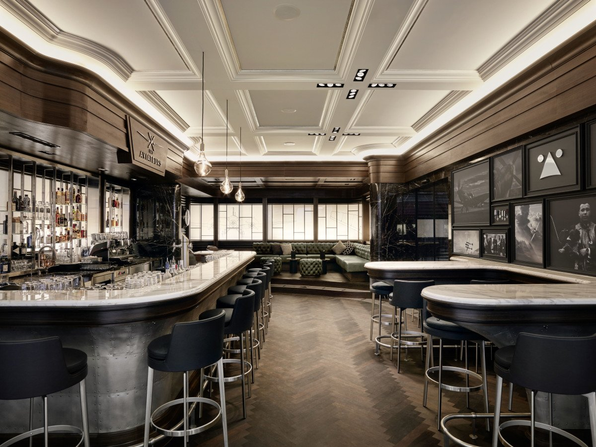 IWC Opens Its First Ever Bar For Lovers Of Whisky Aviation forecasting
