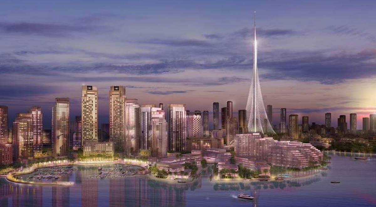 Dubai has already started making a tower that will be higher than the Burj Khalifa : Luxurylaunches