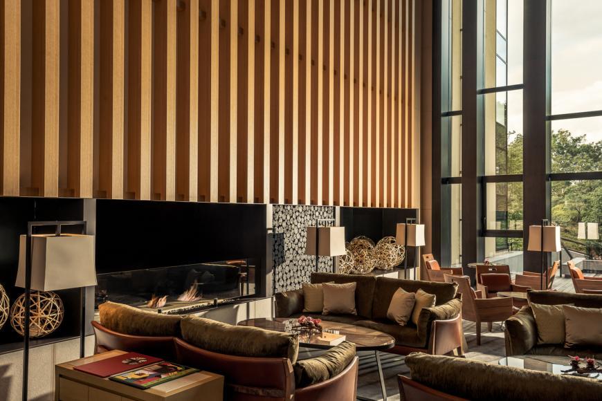 Brasserie Lounge Area