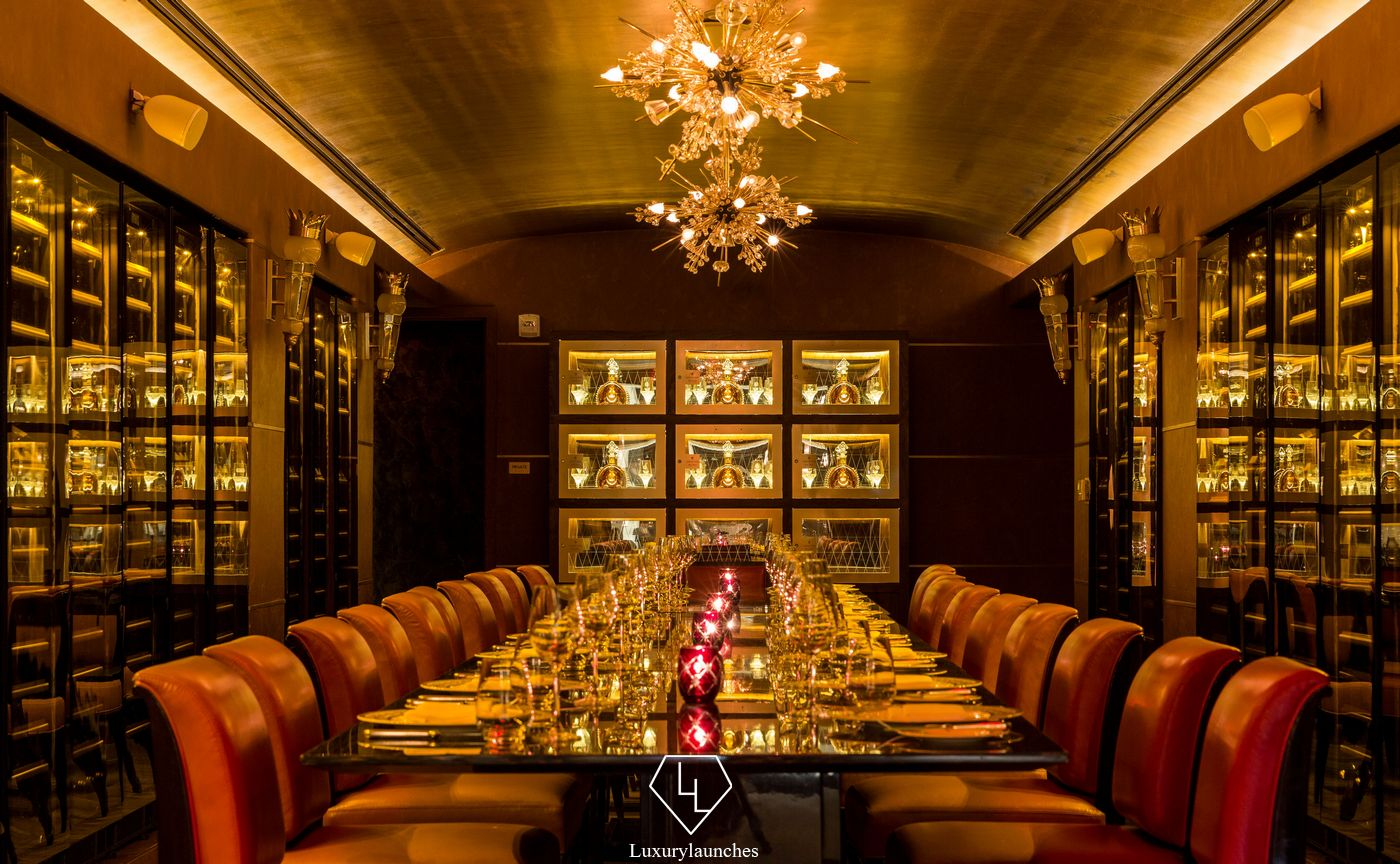 Miami S Faena Hotel Collaborates With Louis Xiii For An