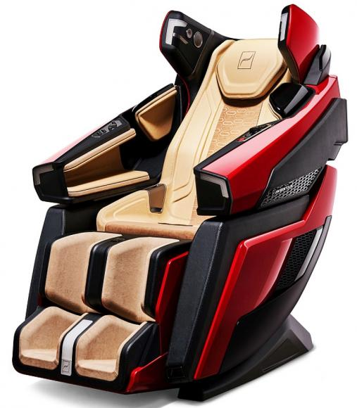 Lamborghini X Bodyfriend Massage Chairs