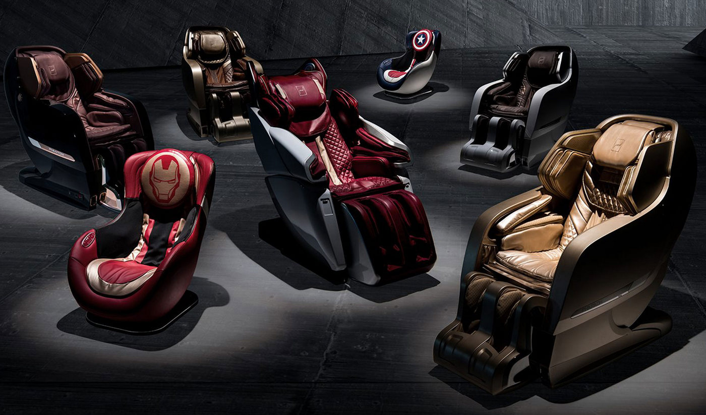 Lamborghini X Bodyfriend Massage Chairs-1088