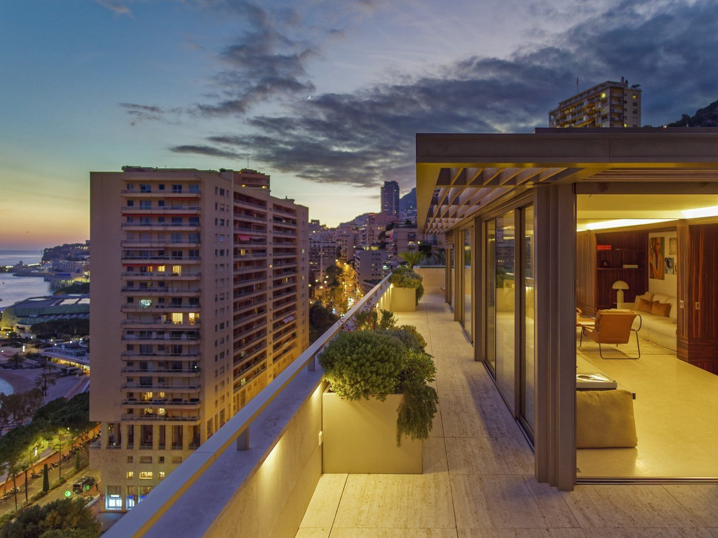 This Monaco Penthouse Is A Peek Into The Lives Of The