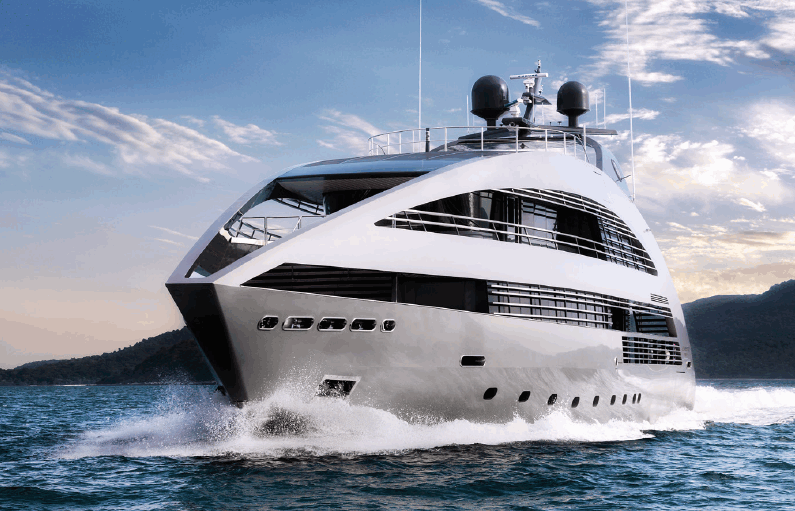 5 of the most luxury yachts for charter in South-East Asia luxury yachts 5 Of The Most Luxury Yachts for Charter in South-East Asia Ocean 1