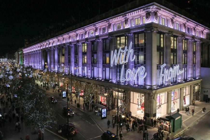 Selfridges corner shop (1)