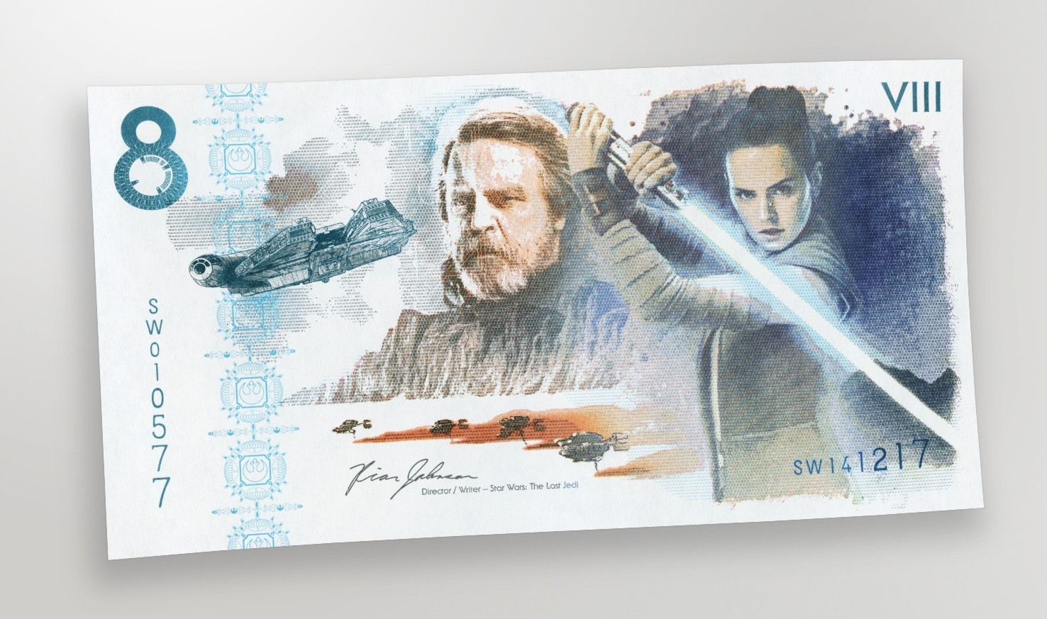 Limited Edition Star Wars Money Is The Best Christmas Gift