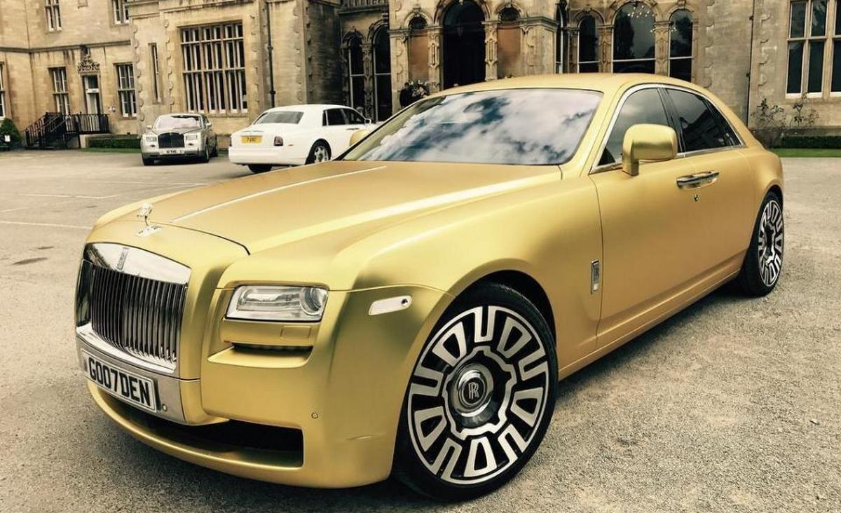 Rolls Royce Ghost Price