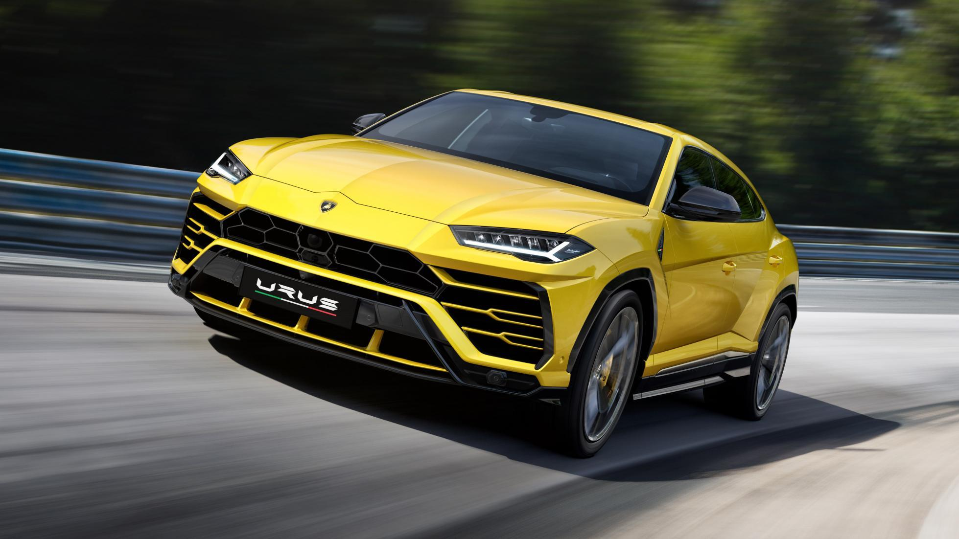 The 2019 Lamborghini Urus is here and it's a supercar in SUV's clothing