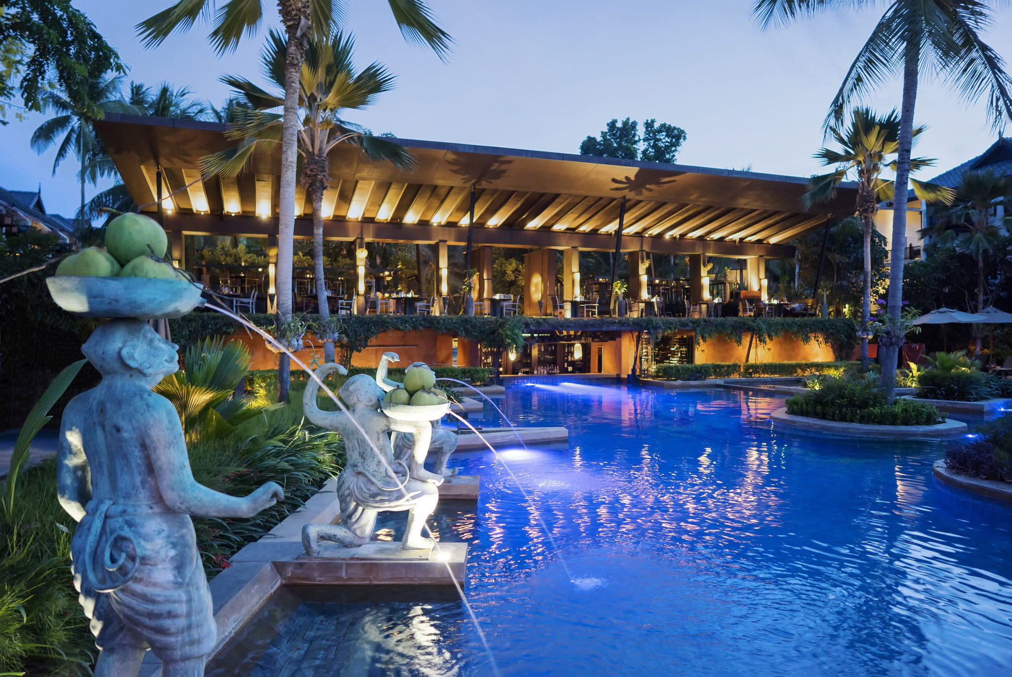 Review Anantara Bophut Koh Samui Resort