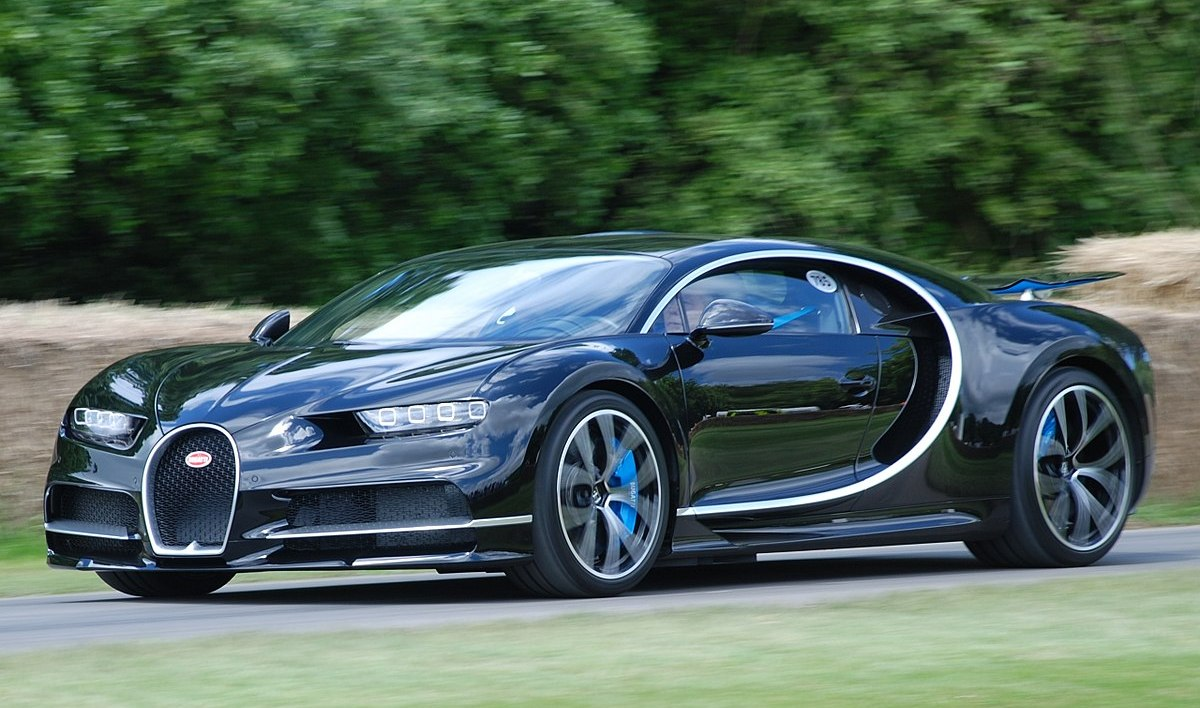 The Best New Cars By Bugatti Aston Martin And Ferrari In 2018: Someone Just Bought A Bugatti Chiron And A Pagani Huayra