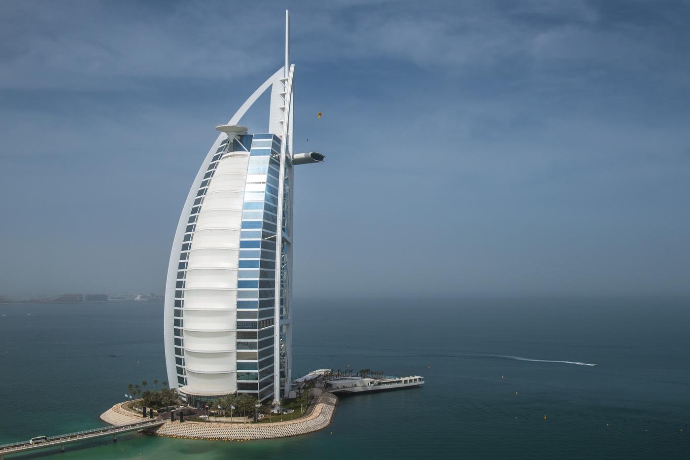 Review: Burj Al Arab, Dubai