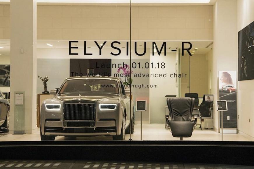 Elysium-R Chair 1