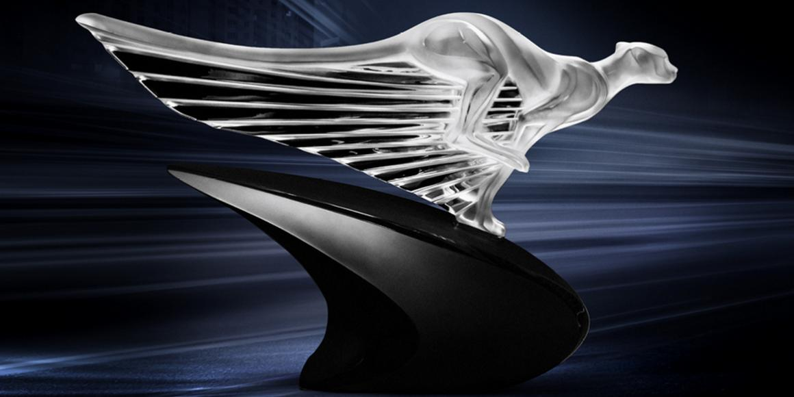 Lalique and McLaren debut first sculpture (1)