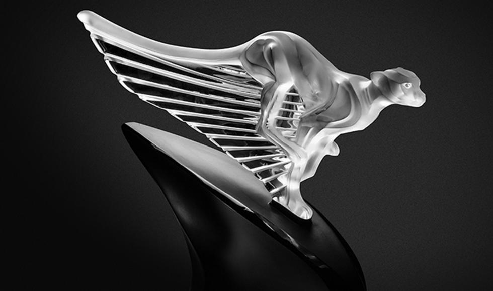 Lalique and McLaren debut first sculpture (3)