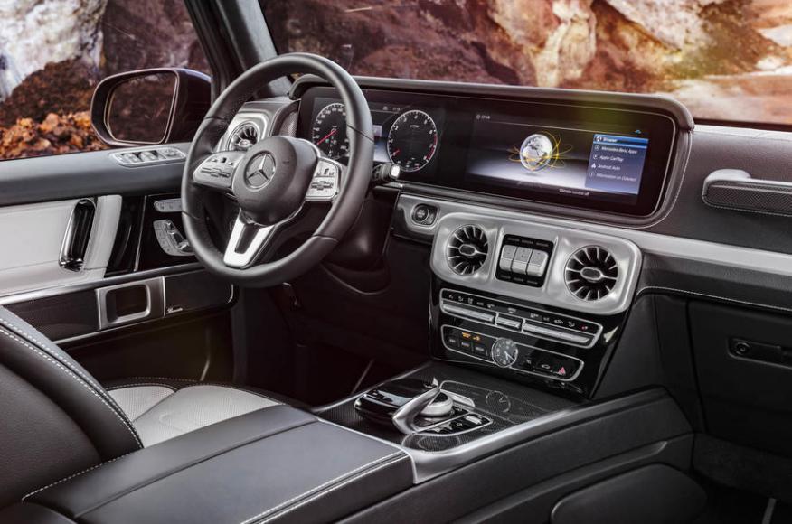Mercedes-Benz G-Klasse 2018Mercedes-Benz G-Class 2018