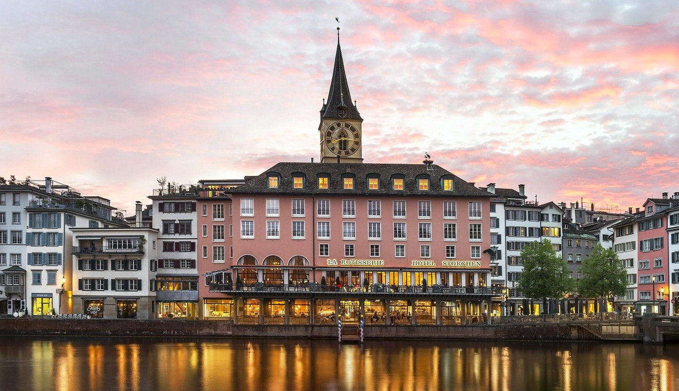 Review Storchen Zurich A Quaint Abode In The Heart Of