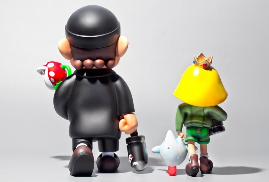 Super-Mario-x-Leon (1)