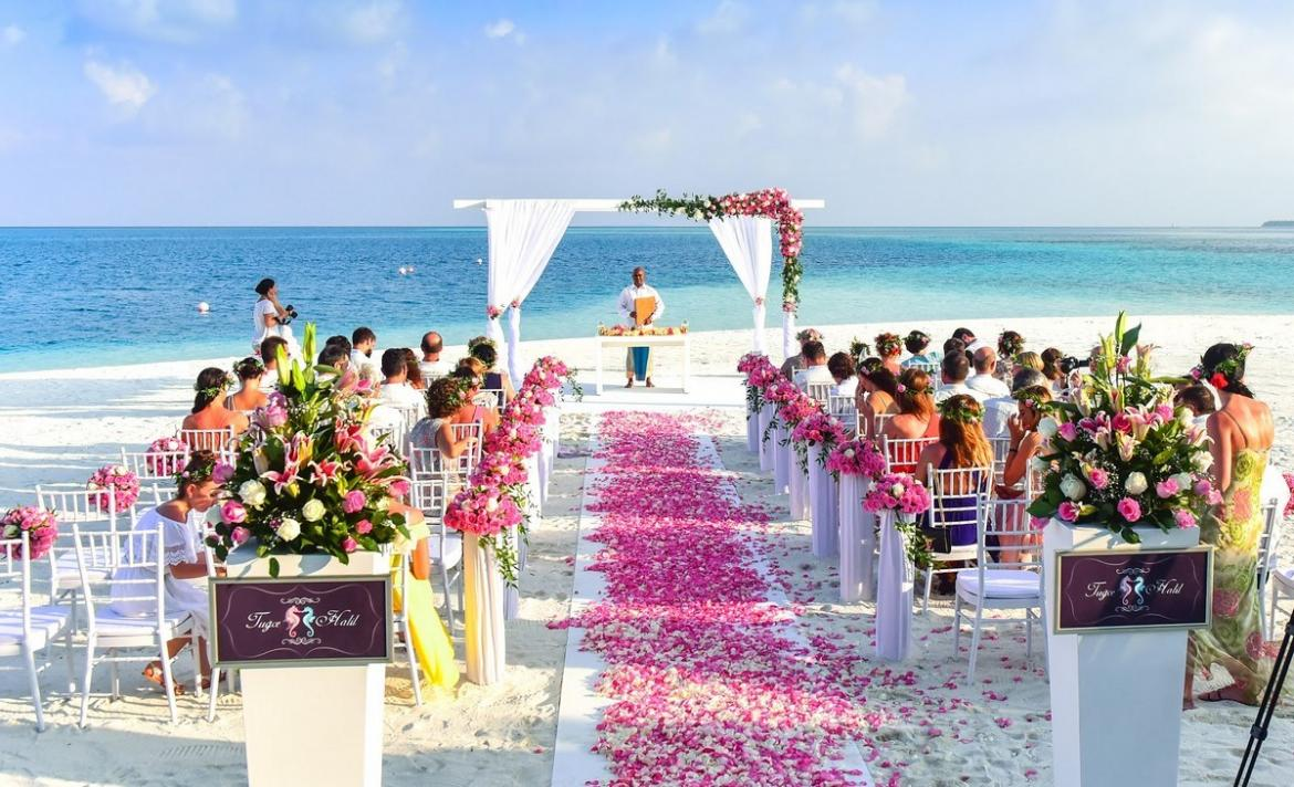 The top destination wedding locations of 2018 2018 is the year of destination weddings couples are choosing to host their big day outside of their country at locations around the world junglespirit Image collections