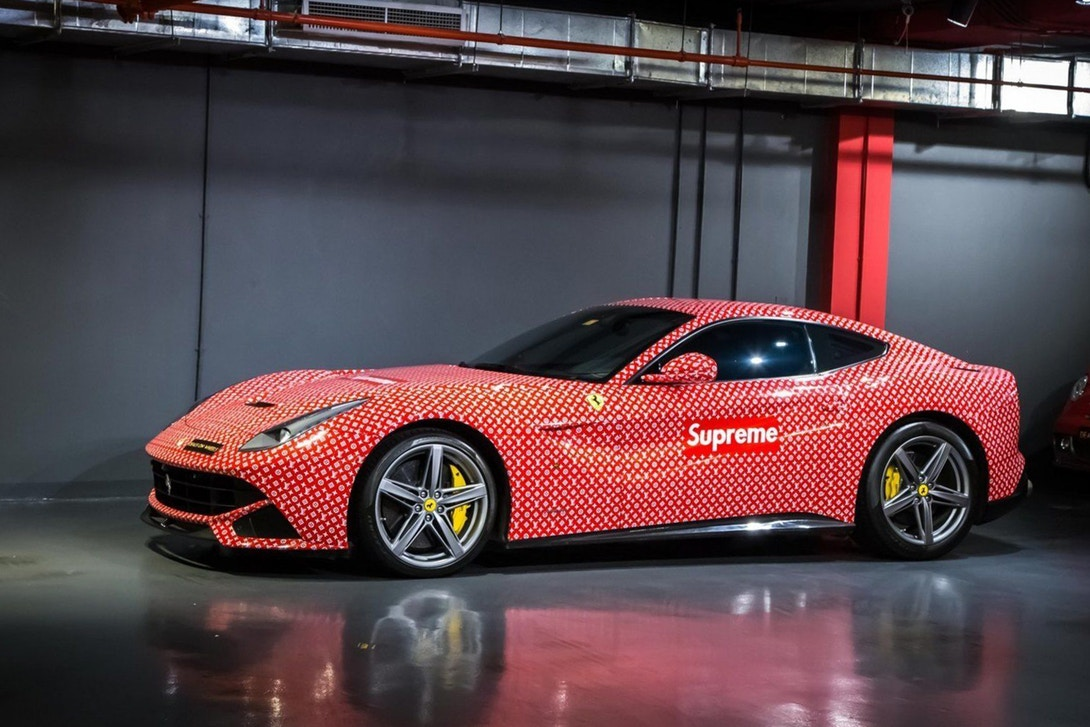 The coolest Ferrari's you will ever see