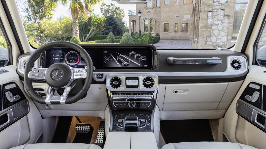 2019 Mercedes-AMG G63 G (1)