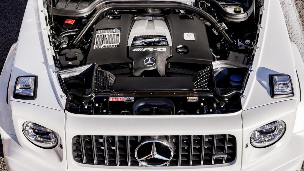 2019 Mercedes-AMG G63 G (8)