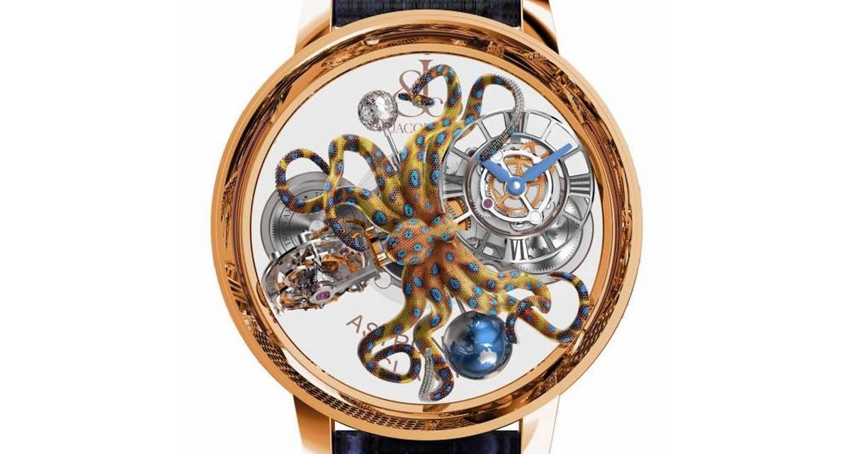 Fit For A Bond Villain A 944 000 Astronomical Timepiece