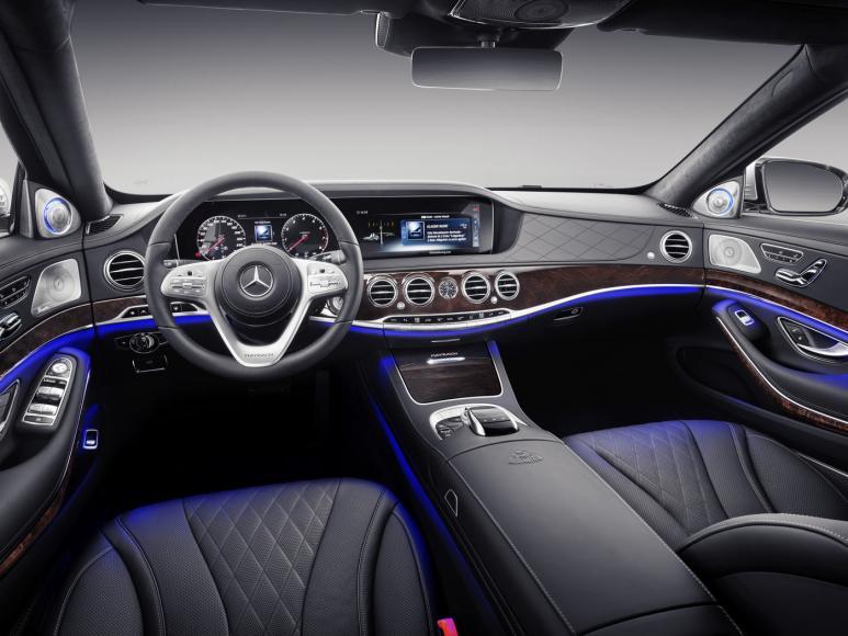 Mercedes-Maybach S-Klasse (2018)