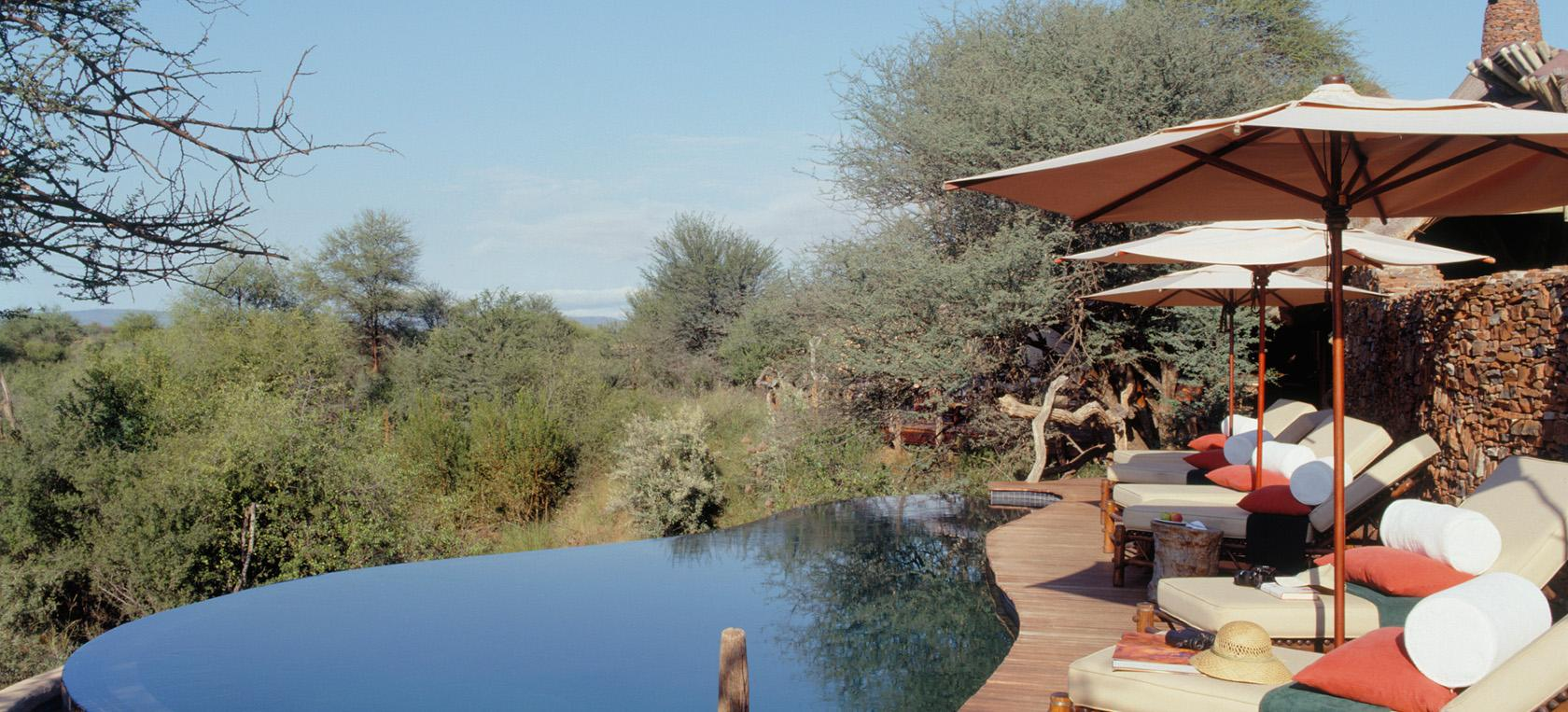 Top Rated Luxury Safari Lodges In Africa