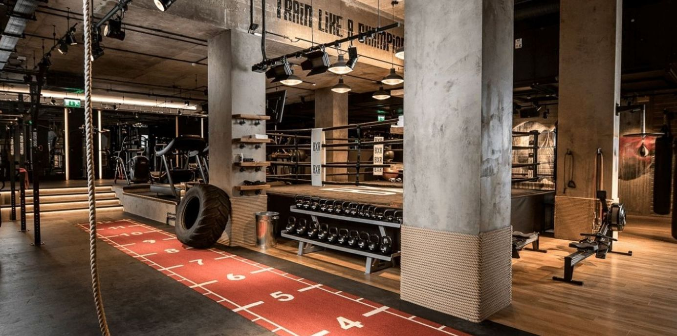 First in the world - Selfridges launches an in-store boxing gym : Luxurylaunches