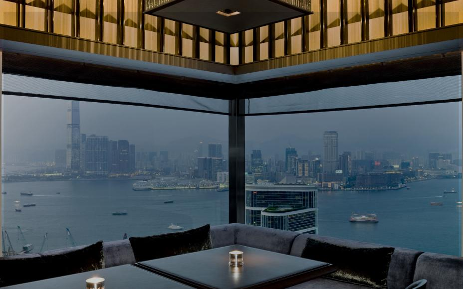 The Upper House Hong Kong review (1)