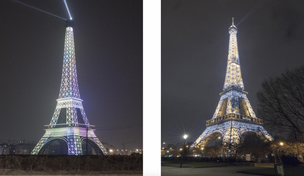 China creates a knock-off version of Paris – The people love it and its more convincing than you think