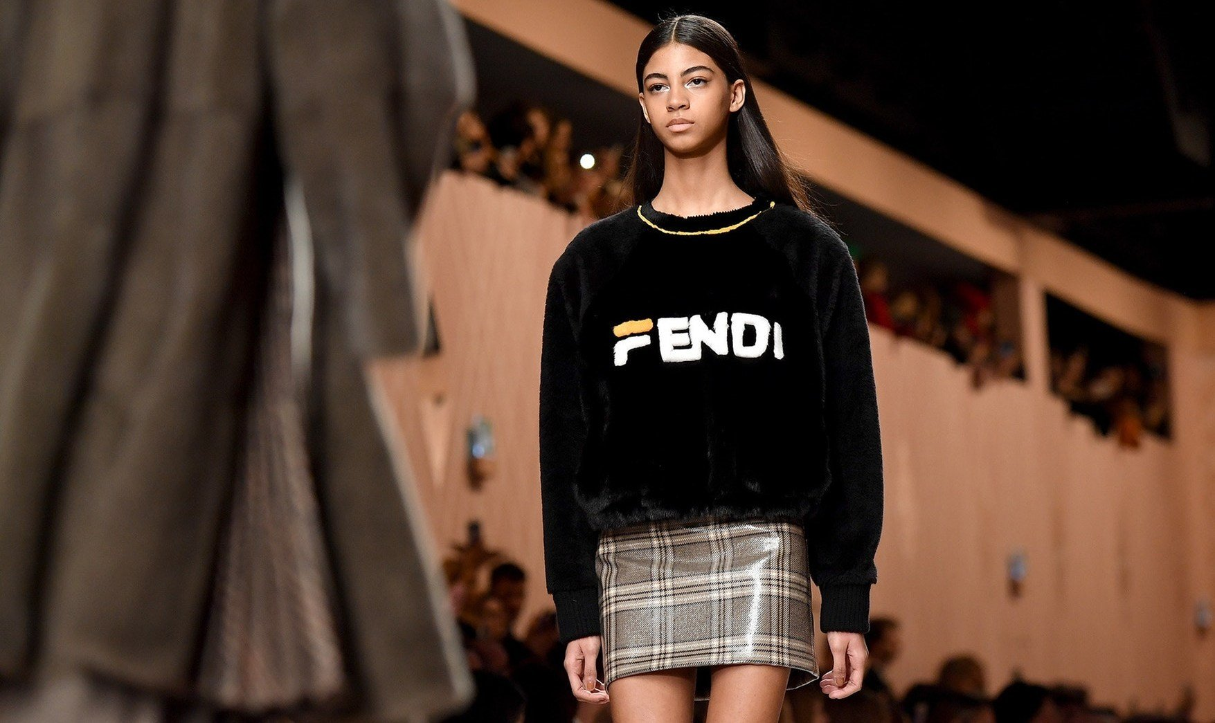 f410213a3d Fendi and Fila have joined forces for a limited edition capsule collection -