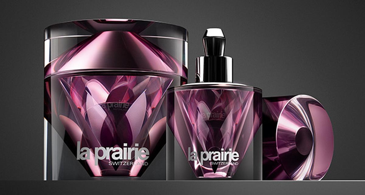 La Prairie S New Platinum Rare Night Elixir Promises