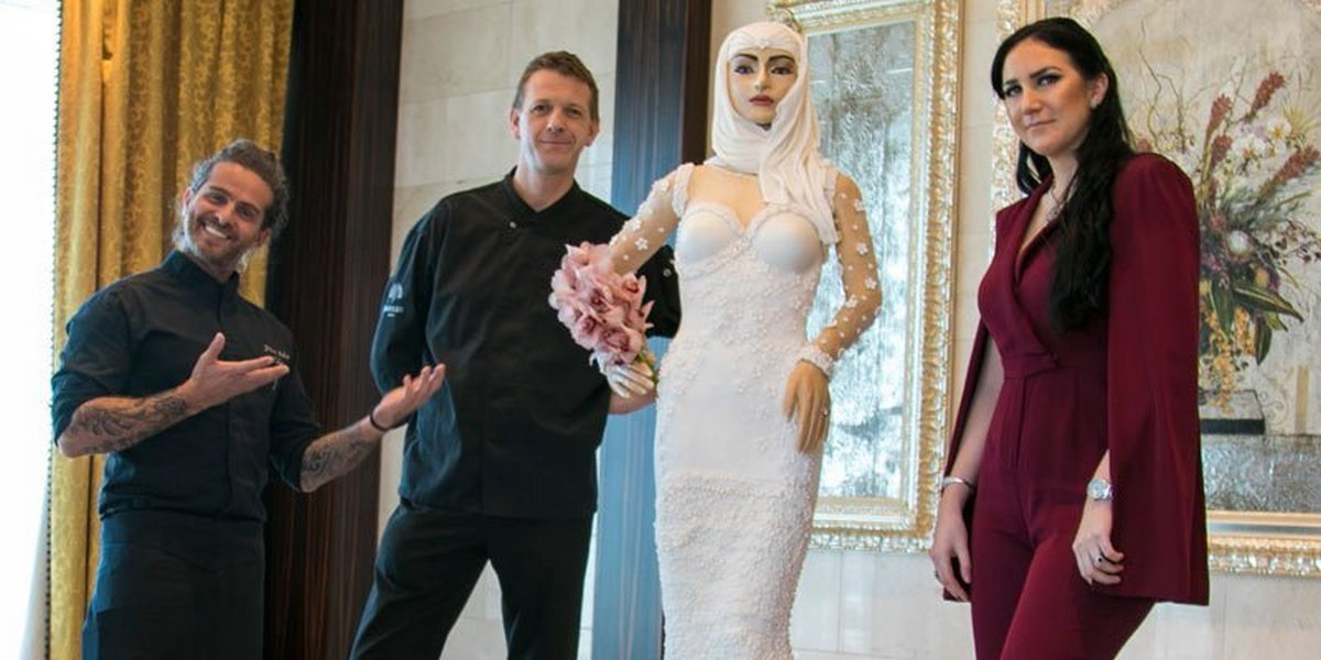 The Most Expensive Wedding Cake In The World