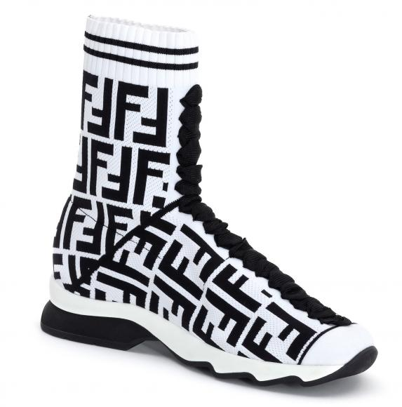 18_FENDI FF Logo Capsule Collection_Rockoko sneakers