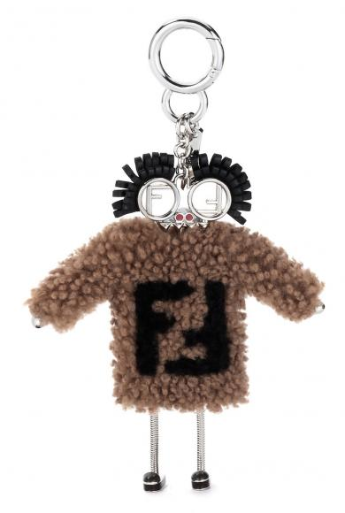 25_FENDI FF Logo Capsule Collection_witches bag charm