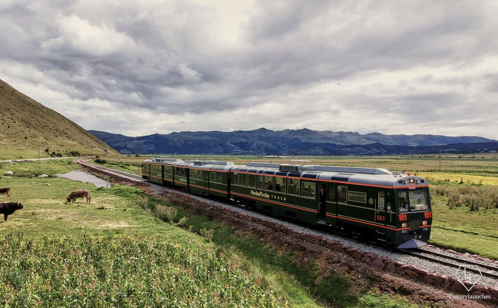 360° Machu Picchu Train is the most scenic way to enjoy Peru's most famous ruins