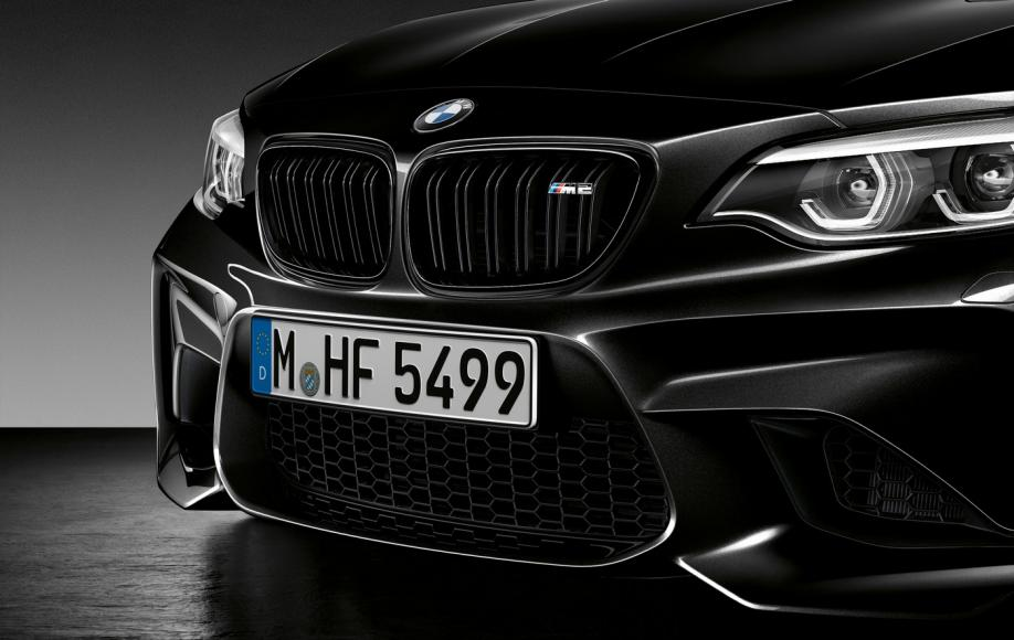 BMW M2 Coupe Edition Black Shadow (1)